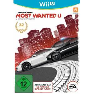 Electronic Arts Need for Speed: Most Wanted U