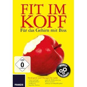 Gebraucht: Franzis Buch & Software Verlag Fit im Kopf - Für das Gehirn mit Biss