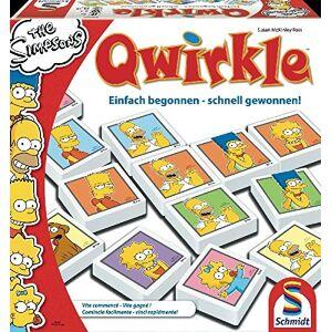 Gebraucht: die Simpsons Schmidt Spiele - Qwirkle, Die Simpsons