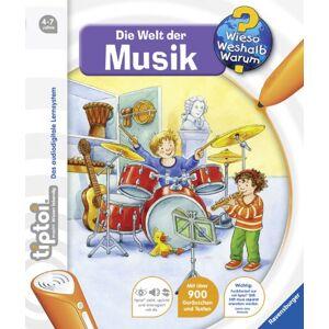 Inka Friese tiptoi® Wieso? Weshalb? Warum? 3: Die Welt der Musik: mit über 900 Geräuschen und Texten