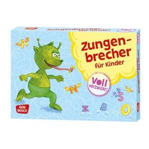 Gebraucht: Hildegard Kunz (Hrsg.) Voll verzwickt! - Zungenbrecher für Kinder