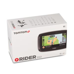 "TomTom Rider 550 WORLD 4,3"""