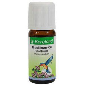 Bergland Basilikum-Öl 10 ml Ätherisches Öl