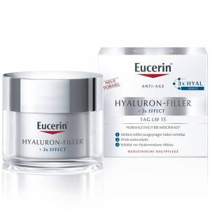 Eucerin® Hyaluron-Filler Tagespflege für normale bis Mischhaut 50 ml Tagescreme