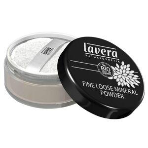 lavera Fine Loose Mineral Powder transparent 8 g Puder