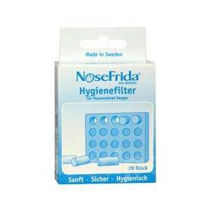 BabyFrank® NoseFrida® Hygienefilter 20 St