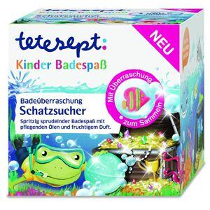 tetesept: tetesept® Kinder Badespaß Schatzsucher 140 g Bad