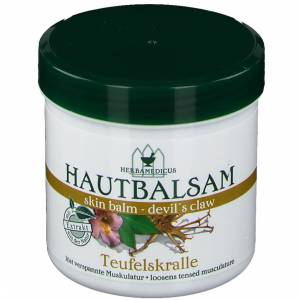 Herbamedicus Hautbalsam Teufelskralle 250 ml Balsam