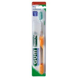 Gum® MicroTip Zahnbürste medium 1 St Zahnbürste