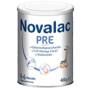 Novalac PRE Säuglingsmilchnahrung 400 g Pulver