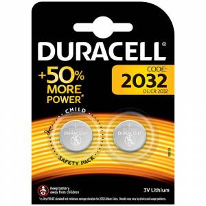 Duracell Lithium Knopfzelle 2032 2 St