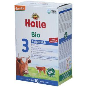 Holle Bio-Folgemilch 3 600 g Pulver