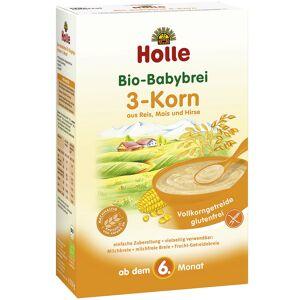 Holle Bio-Babybrei 3-Korn 250 g Brei
