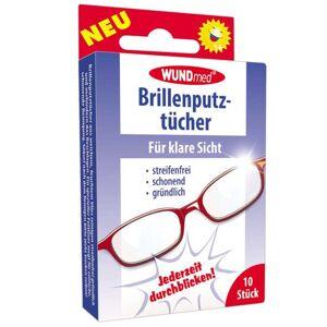 WUNDmed® Brillenputztücher 10 St Tücher