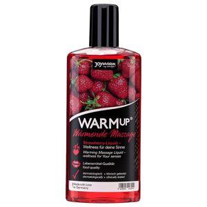 WARMup® Massageliquid mit Wärme-Effekt Erdbeer 150 ml Massageöl