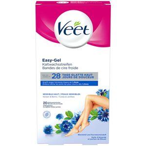 Veet® Hair Minimizer Enthaarungsstreifen Sensitive 10X2 St Streifen