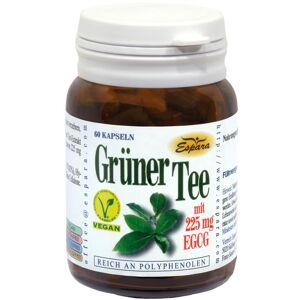 Espara Grüner Tee 60 St Kapseln