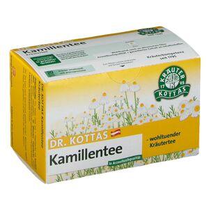 Dr. Kottas Kamillentee Filterbeutel 20 St Filterbeutel