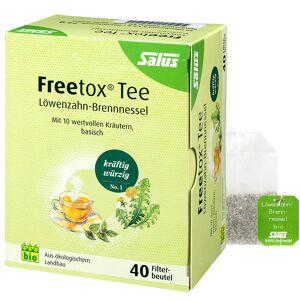 Salus® Freetox® Löwenzahn-Brennnessel Tee 40 St Filterbeutel