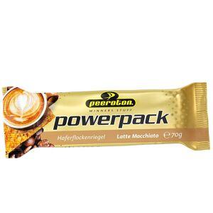 peeroton® Powerpack Riegel Latte Macchiato 70 g