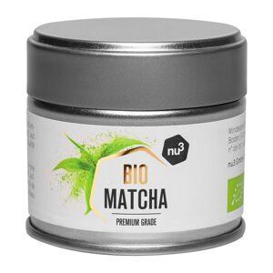 nu3 Bio Matcha-Tee 30 g Pulver