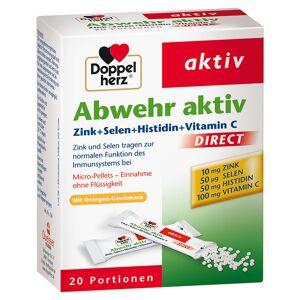Doppelherz® aktiv Abwehr aktiv Direct Pellets 20 St Beutel
