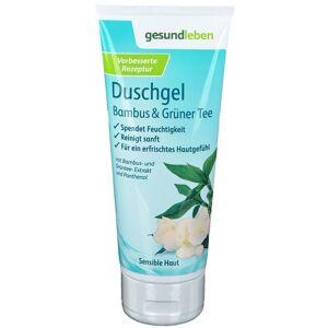 gesundleben Gehe Gesund Leben Bambus & Grüner Tee Duschgel 200 ml Duschgel