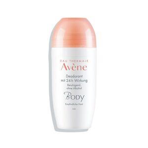 Avène Body Deodorant mit 24h Wirkung 50 ml Roller