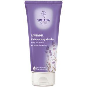 Weleda Lavendel-Entspannungsdusche 200 ml Duschgel