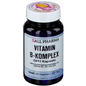 Gall Pharma Vitamin B-Komplex GPH Kapseln 60 St Kapseln