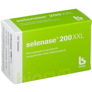 biosyn selenase® 200 XXL 100 St Tabletten