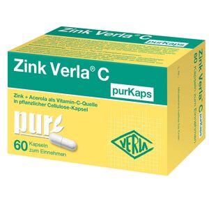 Verla Zink Verla® purKaps 60 St Kapseln