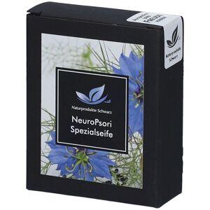 Naturprodukte Schwarz NeuroPsori Naturseife 100 g Seife