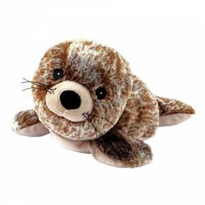 Warmies® Beddy Bear™ Robbe Polar-Robbe 1 St Wärmekissen