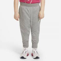 Nike Sportswear Club Older Kids' (Girls') French terry Fitted Trousers (Extended Size) - Grey - size: L+