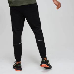 Myprotein Rest Day Piped Joggers - Zwart - S
