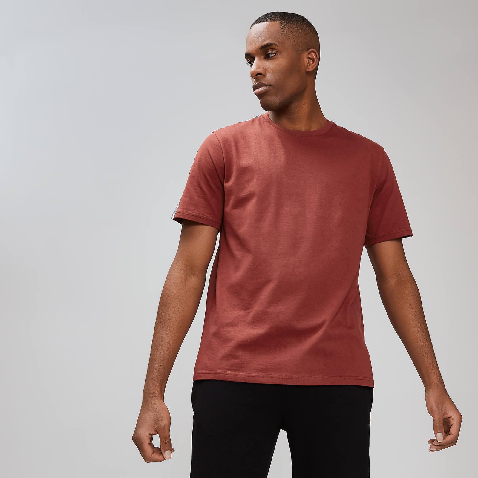 Myprotein Logo Tape T-Shirt - Rood - M