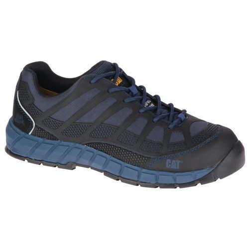 Caterpillar Chaussures De Sécurité Caterpillar Streamline S1p Hro Src - Bleu Foncé