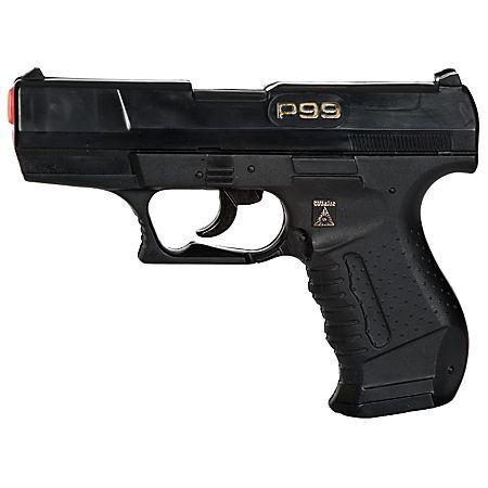 "Pistolet ""agent"", noir"