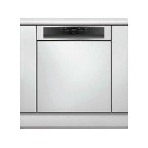Whirlpool Lave vaisselle intégrable bandeau inox WHIRLPOOL WBC3C26X