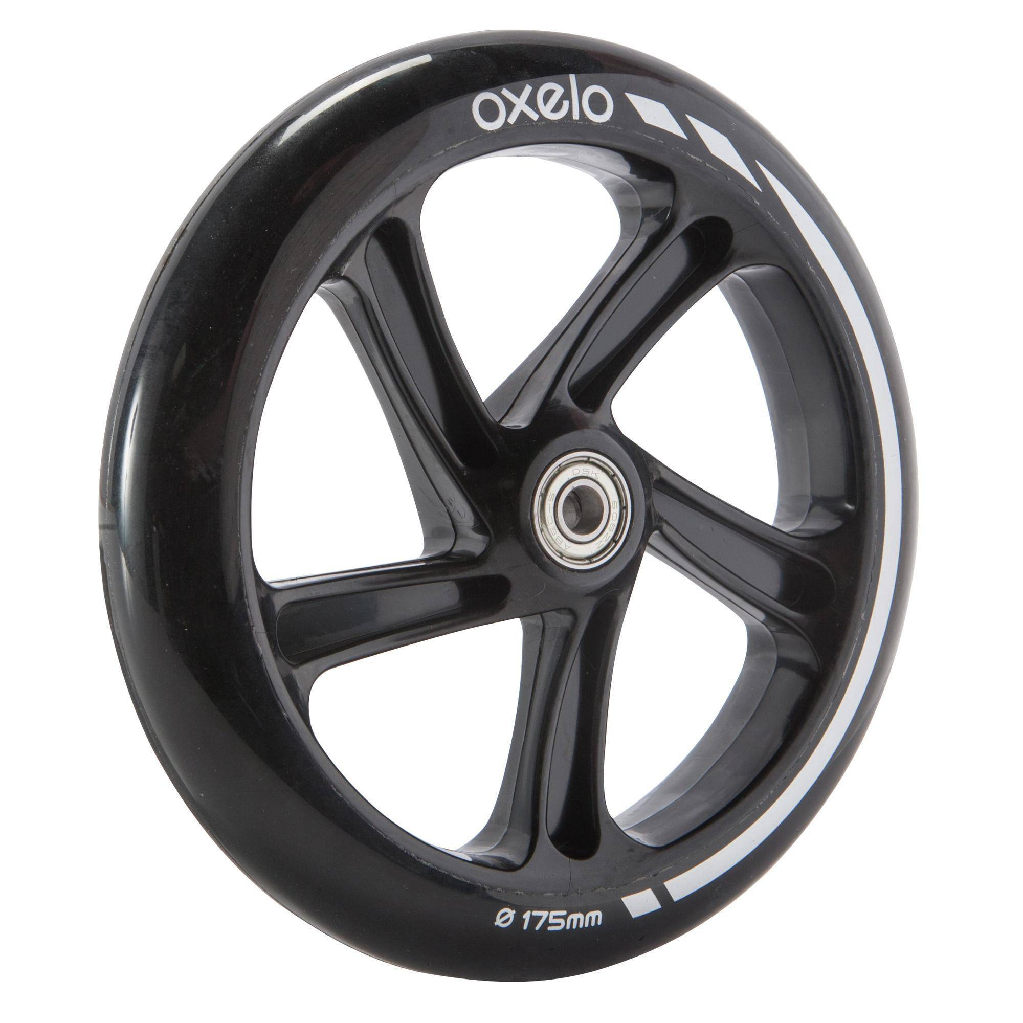 Oxelo 1 ROUE TROTTINETTE MID 7 - MID 9 - TOWN 3 (175mm) - Oxelo