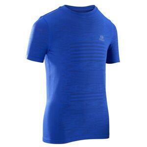 Kalenji Tee Shirt enfant d'athlétisme skincare bleu - Kalenji