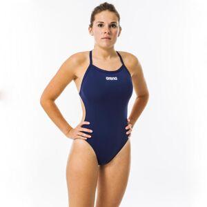 Arena maillot de bain de natation Solid Light Tech marine - Arena - 46