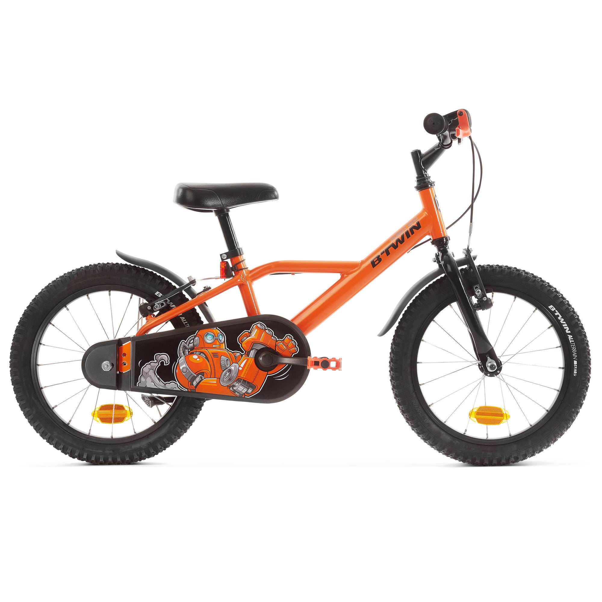 Btwin VELO 16 POUCES 4,5-6 ANS 500 ROBOT - Btwin