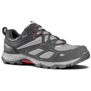 Quechua Chaussures imperméables de randonnée montagne - MH100 Gris - Homme - Quechua - 46