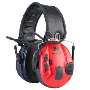 Peltor Casque de protection auditive actif Peltor SportTac noir rouge - Peltor - Sans taille