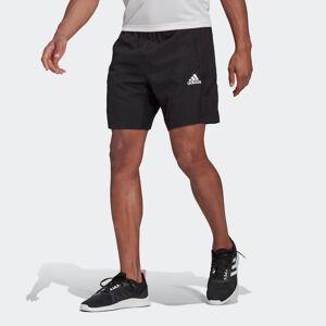 ADIDAS Short Adidas noir Aeroready - ADIDAS - 40 M