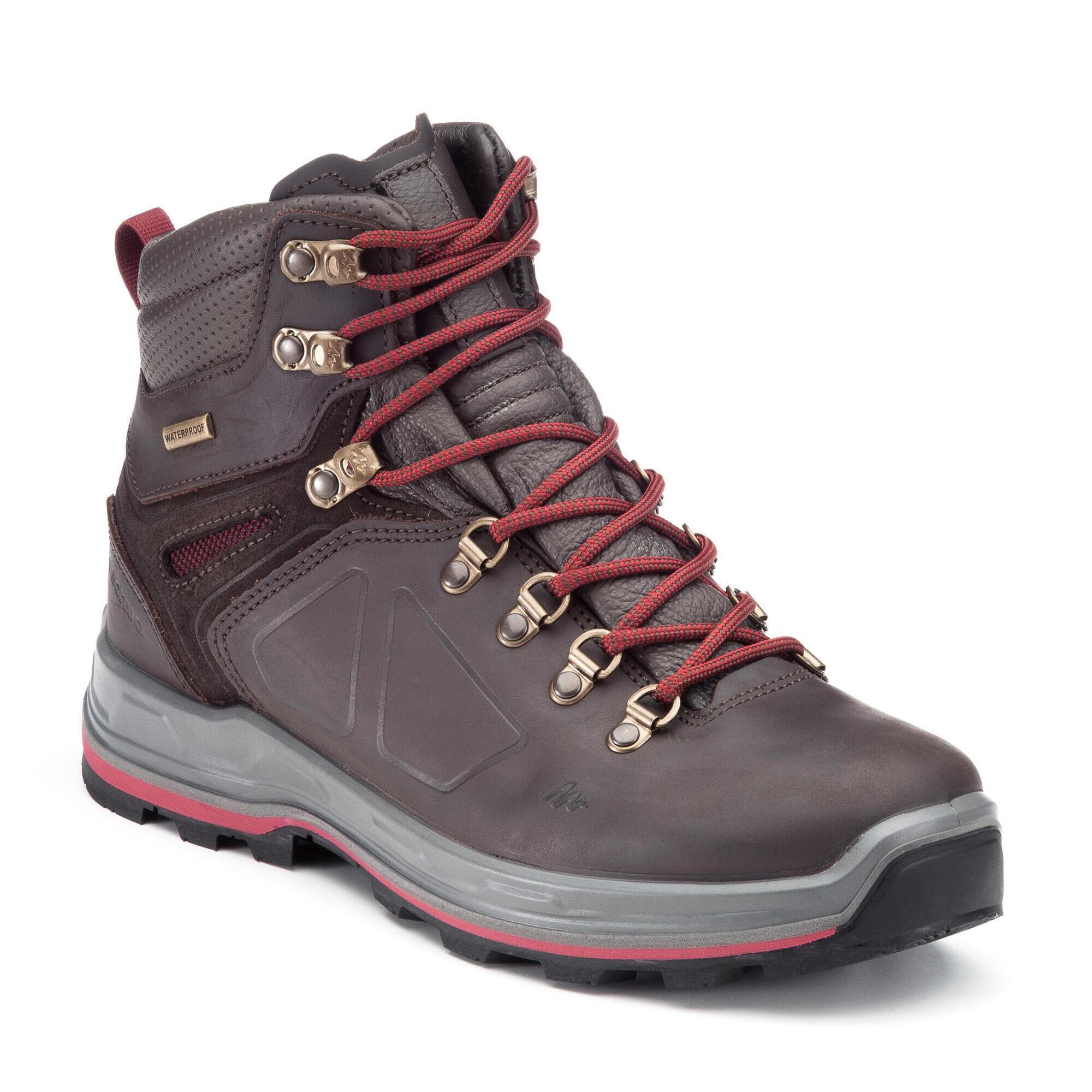 Quechua Chaussures de trekking montagne TREK500 femme - Quechua