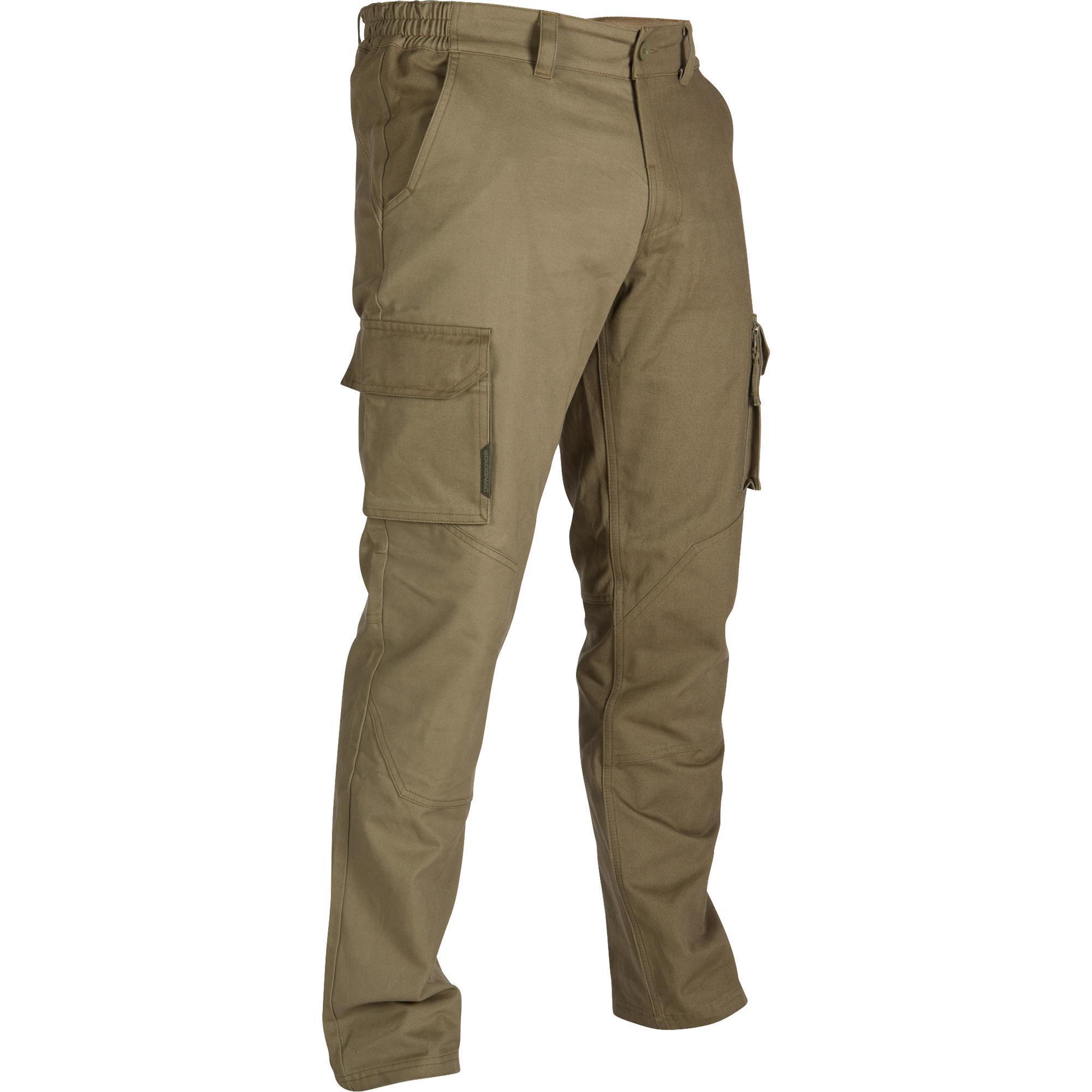 Solognac Pantalon chasse 520 vert - Solognac