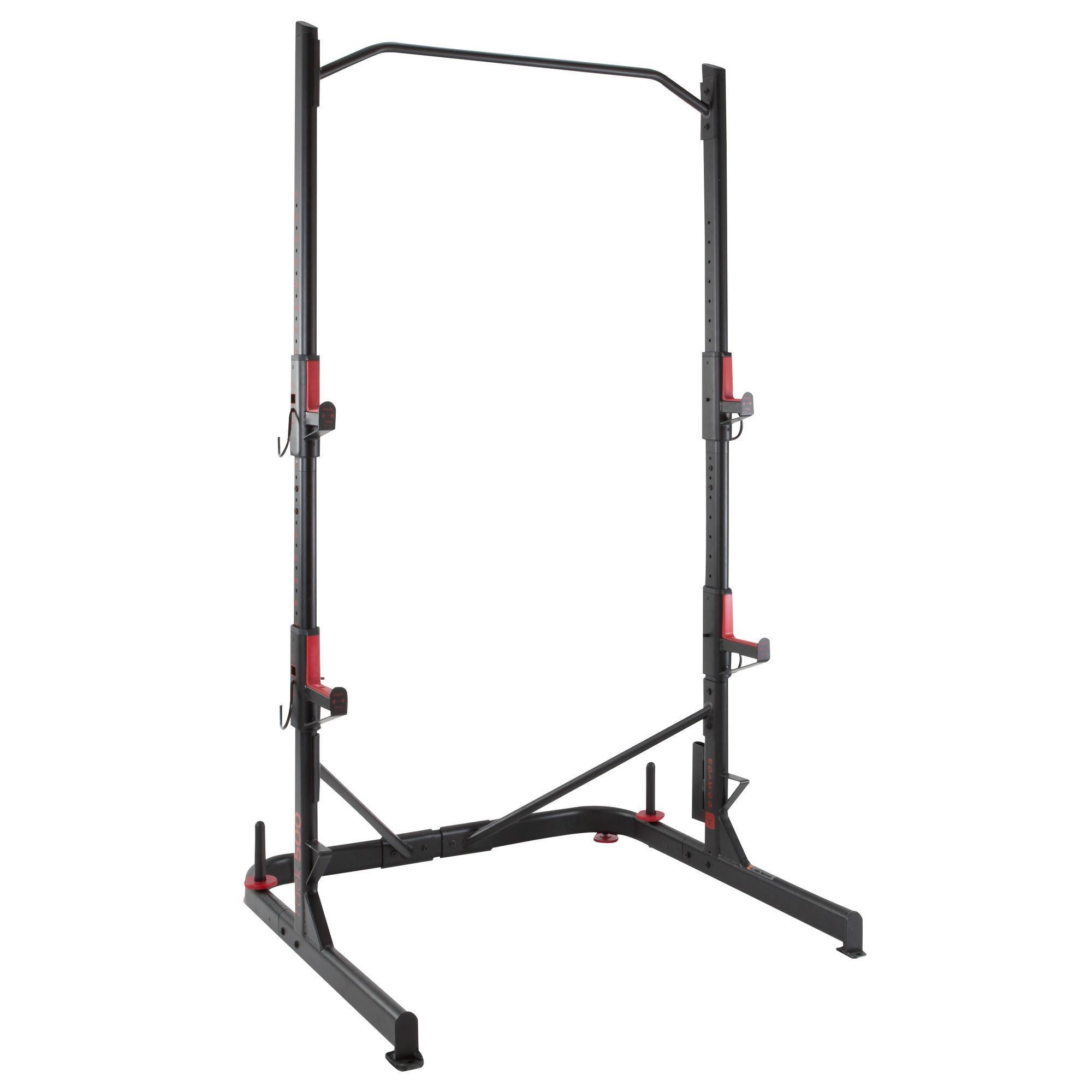 Domyos Rack de musculation squat traction - Domyos